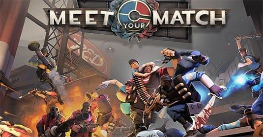 Вышло обновление Meet Your Match для Team Fortress 2