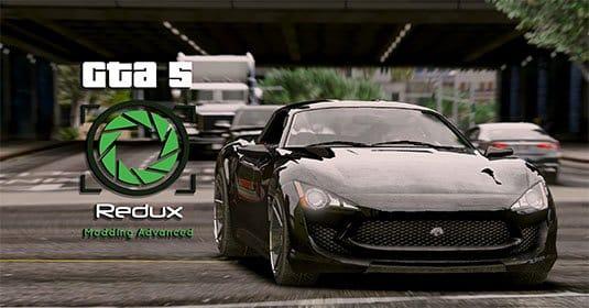 Модификация GTA 5 Redux дебютирует 26 августа
