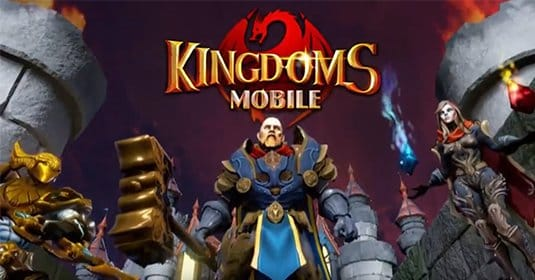 Kingdoms Mobile - Total Clash