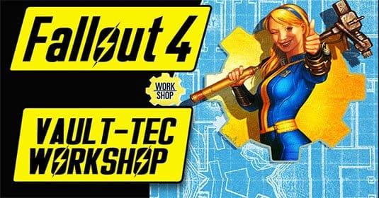 Fallout 4: Vault-Tec Workshop дебютирует 26 июля