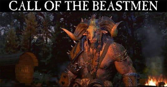 Total War: Warhammer — анонсировано дополнение Call of the Beastmen