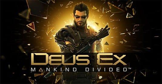 Deus Ex: Mankind Divided — первая демонстрация геймплея