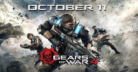 Опубликован новый трейлер игры Gears of War 4