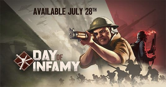 Day of Infamy — духовный наследник Day of Defeat дебютирует 28 июля