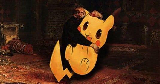 Мемы и приколы на тему Pokemon Go
