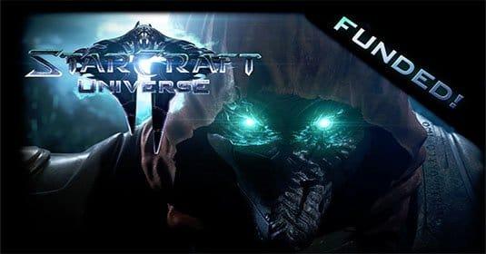 Впечатляющий трейлер StarCraft Universe и начало бета-тестов