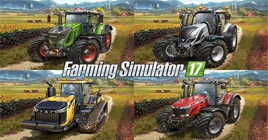 Первая демонстрация геймплея Farming Simulator 17