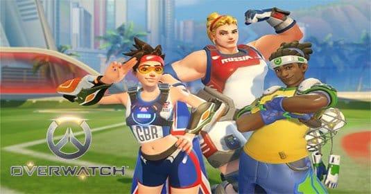 В Overwatch появился новый режим, напоминающий Rocket League