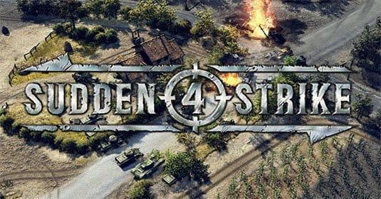 Анонсирована Sudden Strike 4 — продолжение серии военных стратегий