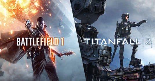 Новые детали Battlefield 1 и Titanfall 2 сообщат на Gamescom