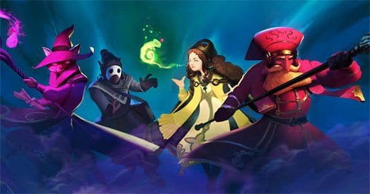 Анонсирована Nine Parchments — новая игра от создателей серии Trine