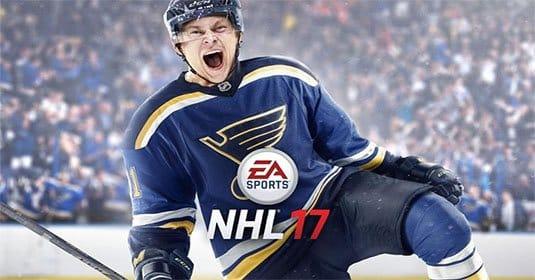 В NHL 17 появится чемпионат мира