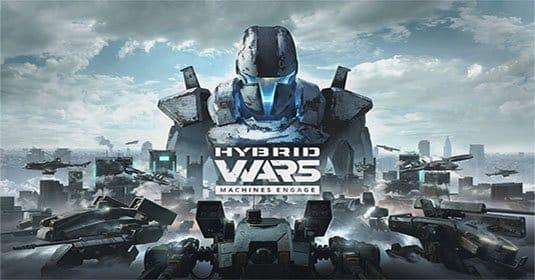 Wargaming анонсировала шутер Hybrid Wars