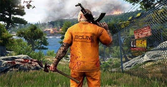 SCUM — игра с элементами выживания от создателей Serious Sam