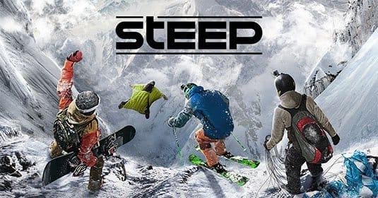 Steep — опубликован новый трейлер спортивной игры от Ubisoft