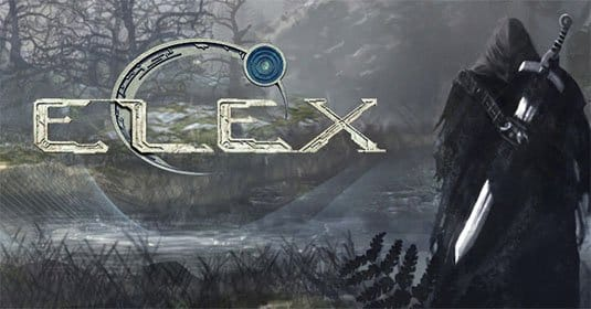 Геймплей Elex прямиком с Gamescom 2016