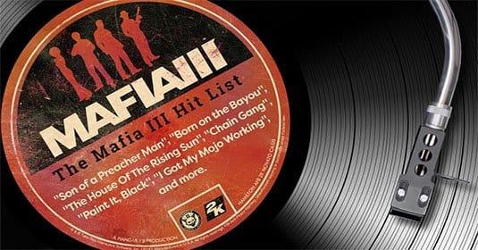 Стали известны все композиций из саундтрека Mafia III