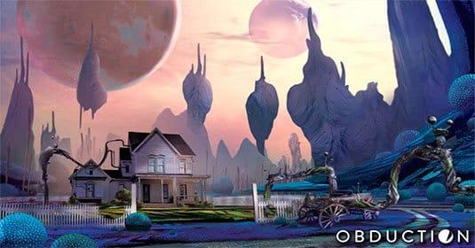 Премьера Obduction — новой игры от создателей Myst
