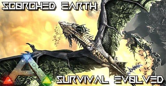 Вышло первое дополнение к ARK: Survival Evolved — Scorched Earth