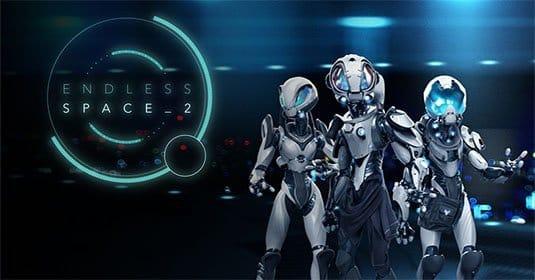 Первые 40 минут геймплея Endless Space 2