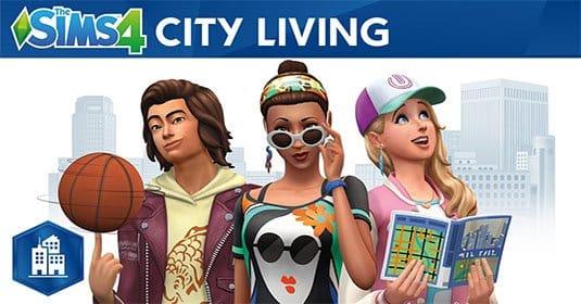 City Living — новое дополнение для The Sims 4