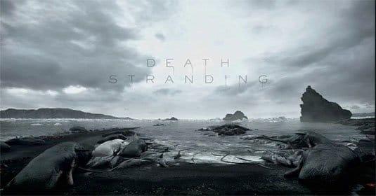 Премьера Death Stranding в 2018 году?