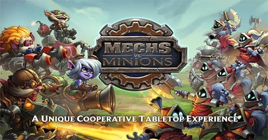 Mechs vs Minions дебютирует 13 октября
