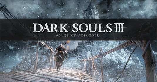 Первый геймплей дополнения Dark Souls III: Ashes of Ariandel
