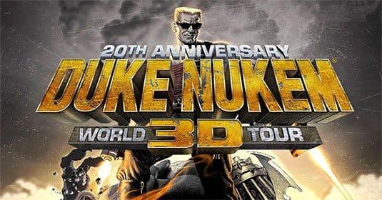 Состоялась премьера Duke Nukem 3D: 20th Anniversary World Tour