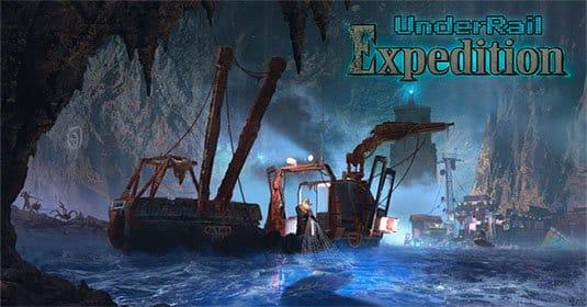 Анонсировано первое дополнение к RPG Underrail — Expedition