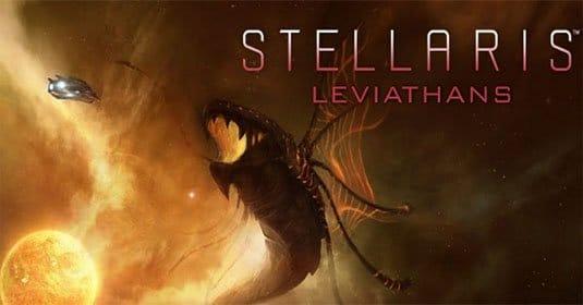 Дополнение Leviathans к стратегии Stellaris выйдет 20 октября