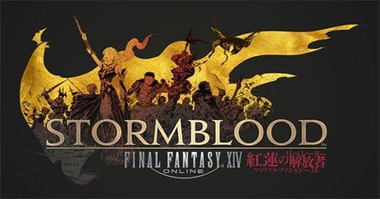 Анонсировано дополнение Final Fantasy XIV: Stormblood