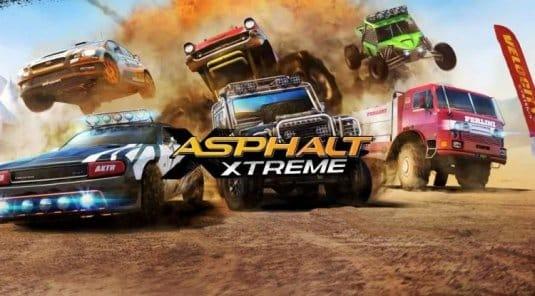 Asphalt Xtreme — первые подробности и трейлер