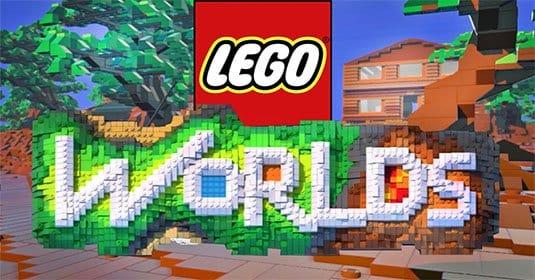 LEGO Worlds дебютирует в следующем году