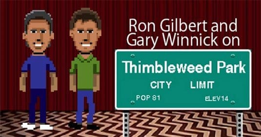 Thimbleweed Park выйдет в 2017 году