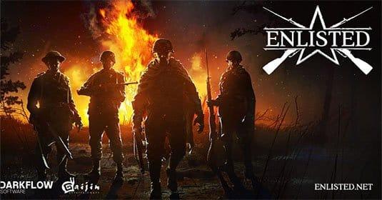 Enlisted — создатели War Thunder анонсировали шутер о Второй мировой войне