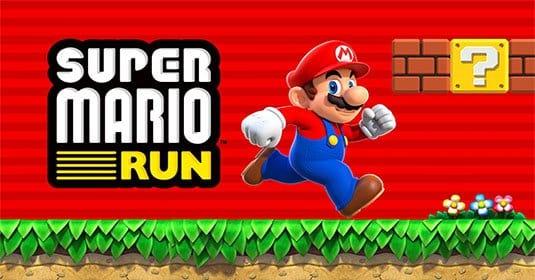 Super Mario Run прибежал в App Store