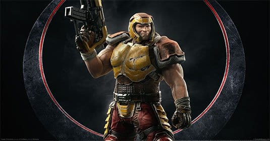 Quake Champions может стать условно-бесплатной