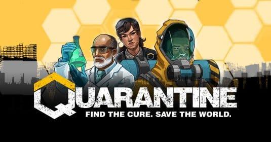 Quarantine — анонсирована игра о борьбе с микробами