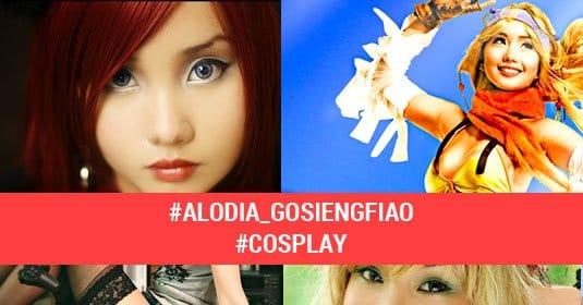 Alodia Gosiengfiao — сексульный косплей от самой знаменитой филиппинки (50 фото)