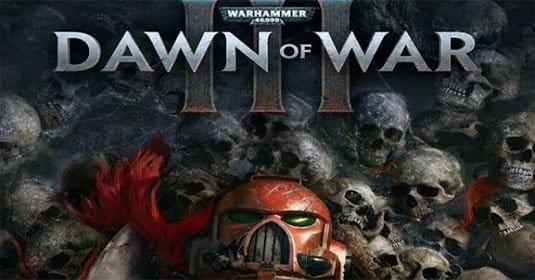 Warhammer 40,000: Dawn of War III на новом трейлере