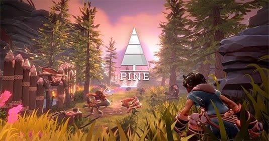 Вышел новый трейлер приключенческой action-игры Pine