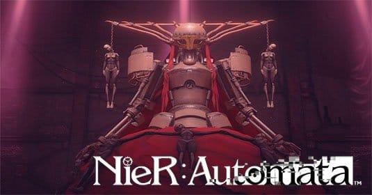 Nier: Automata — пол часа нового геймплея