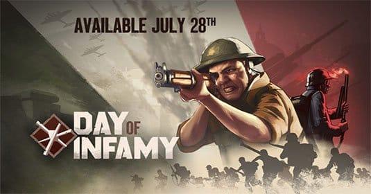 Day of Infamy выйдет из раннего доступа 23 марта