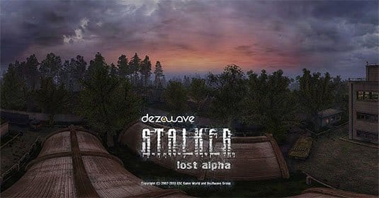 S.T.A.L.K.E.R.: Lost Alpha - Developer's Cut выйдет в апреле