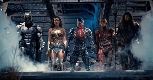 Что показали в первом трейлере Лиги Справедливости