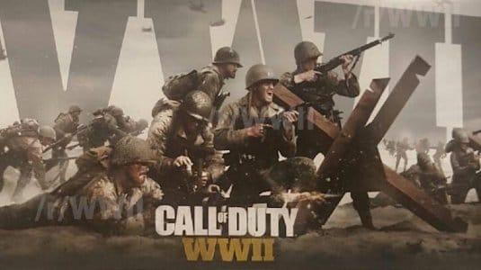 Call of Duty возвращается к теме Второй мировой войны