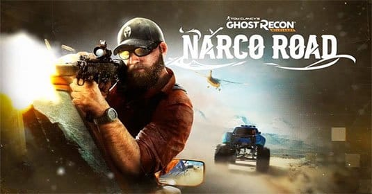 Стала известна дата выхода дополнения Narco Road к игре Том Клэнси: Wildlands