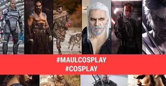 Maul Cosplay — лучшие косплеи