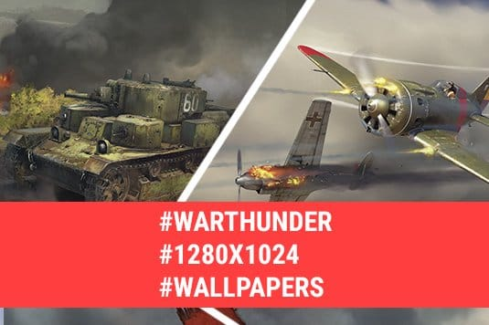 War Thunder: обои и фоны 1280x1024